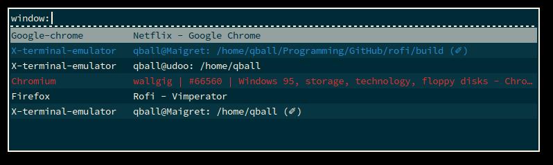 Rofi — ArchLabs Linux Documentation 0 0 9 documentation